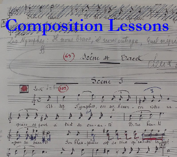 Composition Lessons